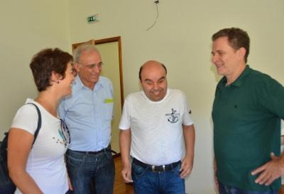 Associação de Apoio aos Deficientes Visuais do Distrito de Braga, na Póvoa de Lanhoso