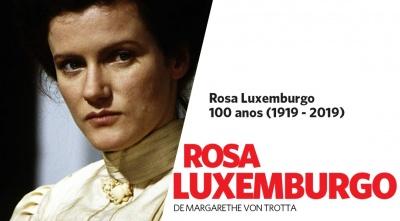 Sessao Evocativa Dos 100 Anos Da Morte De Rosa Luxemburgo Bloco Distrital De Braga